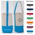 Accent Wine Tote Bag
