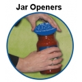 The Retread Recycled Rubber Jar Opener(ジャーオープナー)